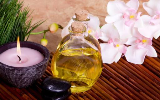 Huiles essentielles de massage