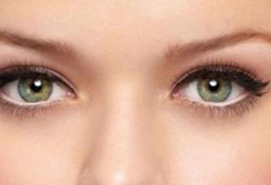 Maquiller yeux verts 1